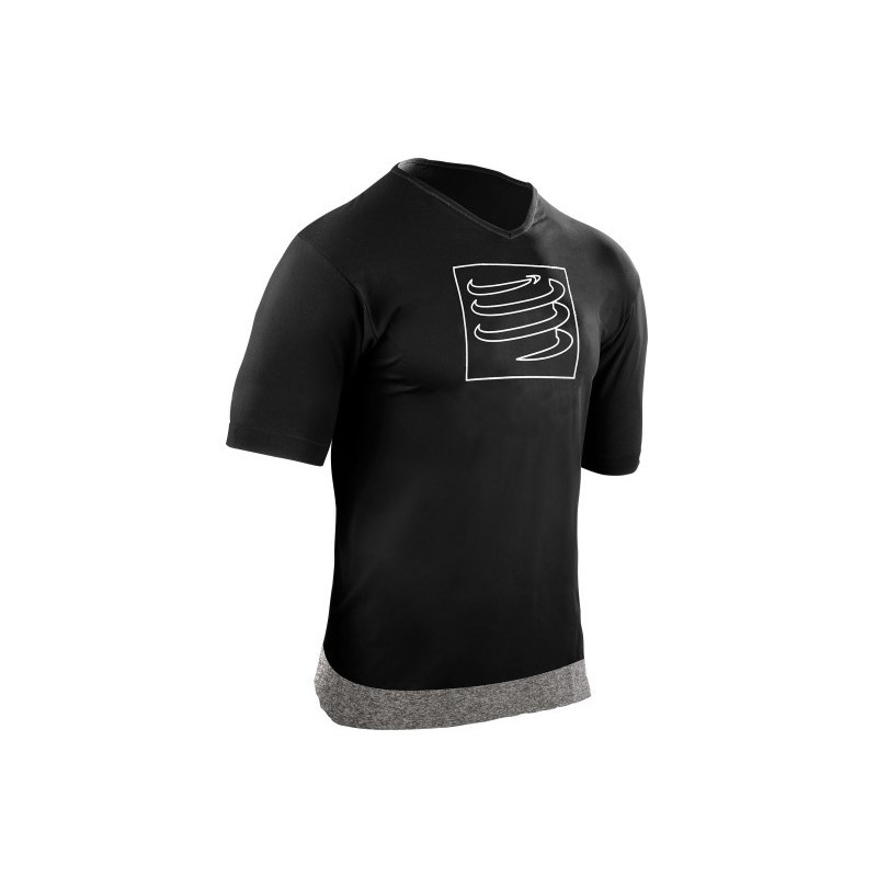Camiseta Compressport 3D Thermo Ultra Light  Tank Top