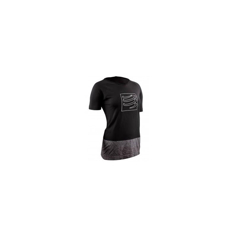 Camiseta Compressport de entrenamiento