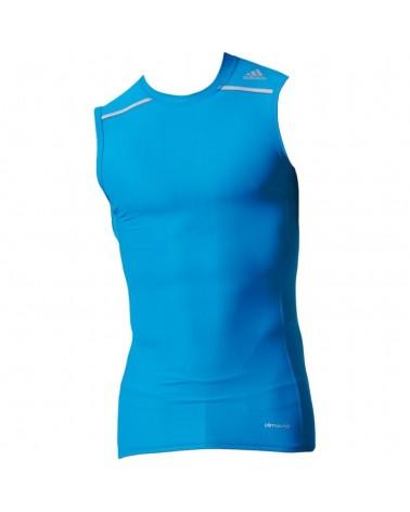 Camiseta Adidas Techfit Sleeveless Tee Hombre