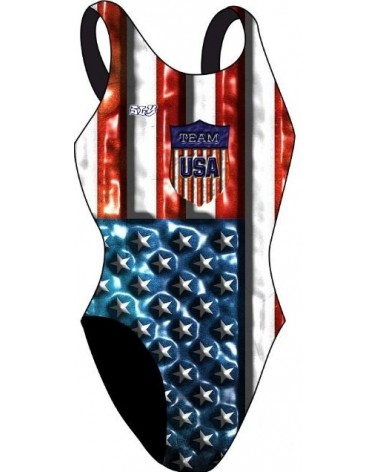 Bañador El Cuervo Team USA 2.0 TA Mujer