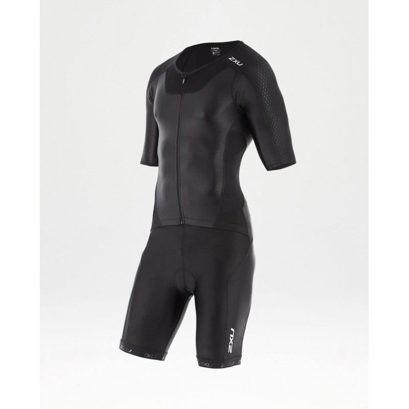 Mono 2XU X-VENT Full Zip Trisuit Hombre