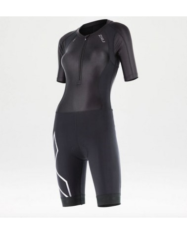 Mono 2XU Compression Sleeved Trisuit 2017 Mujer