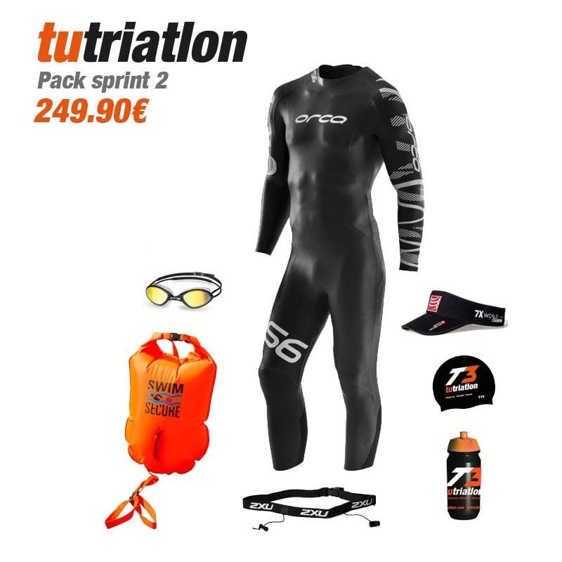 Pack Sprint 2 Tutriatlon