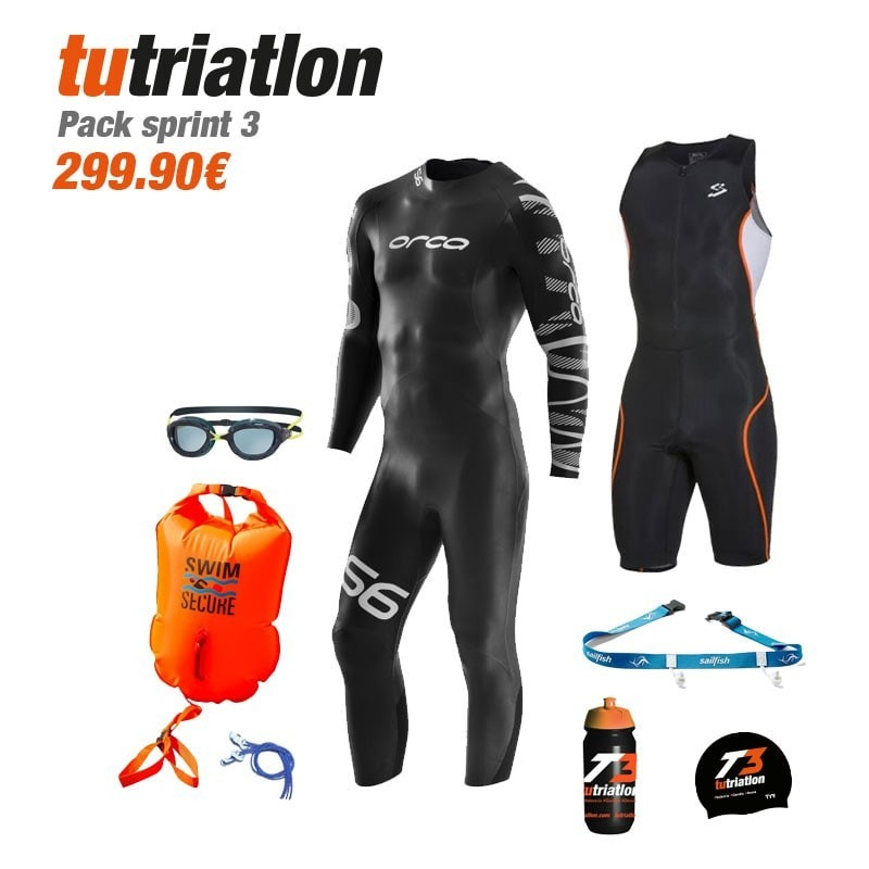 Pack Sprint 3 Tutriatlon