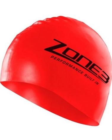 Gorro Zone3 Swin Cap Silicona