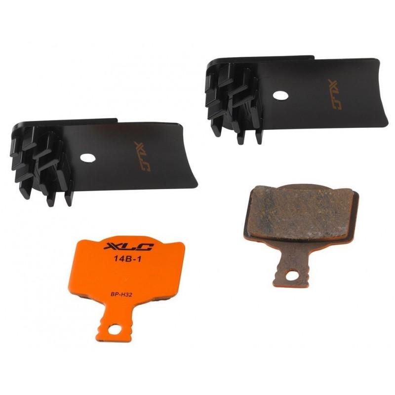 XLC Pastillas de frenos  BP-H32