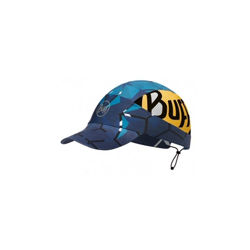 Gorra Buff Pack Run Cap Helix Ocean 2017