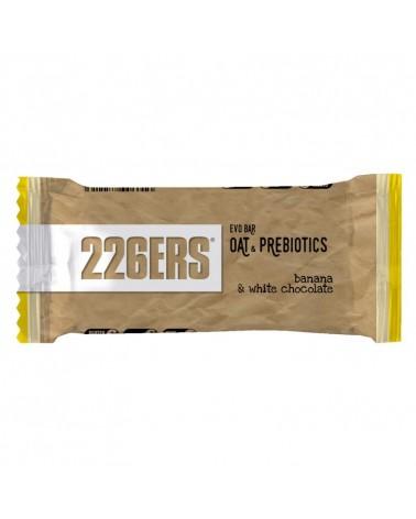 Barrita 226ERS Evo Bar - Oat & Prebiotic Plátano y chocolate blanco