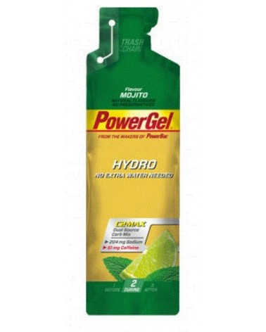 Gel PowerGel Hydro Naranja