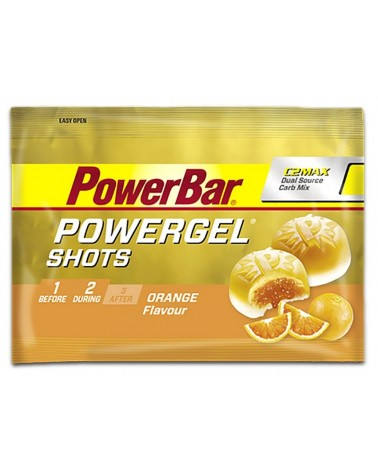 POWERBAR SHOTS POWEGEL Naranja