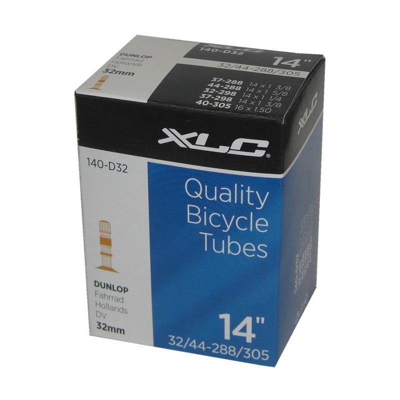 XLC Cámara 14 x 1 3/8-1.50 Dunlop 32mm