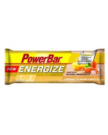 Barrita Powerbar energize Almond/Vanilla