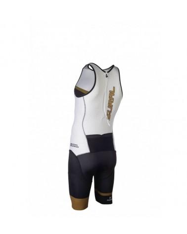 Mono triatlon Sural Taurus Negro-oro