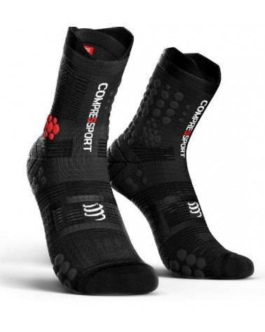 Calcetín Alto Compressport Pro Racing Socks V2.1 Trail