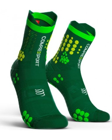Calcetín Alto Compressport Pro Racing Socks V2.1 Trail