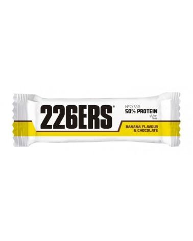 Barrita energética 226ERS Neo Bar Plátano Y Chocolate