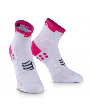 Calcetines Compressport Pro Racing Socks V3.0 IRONMAN 2017