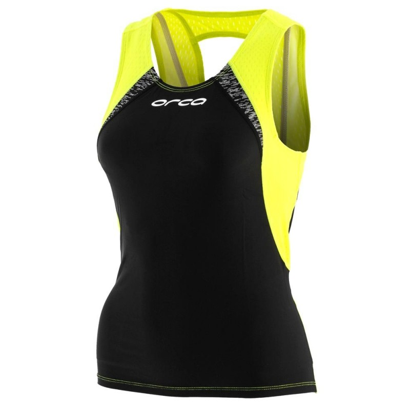 Top Triatlon Orca Core Tri Top Mujer