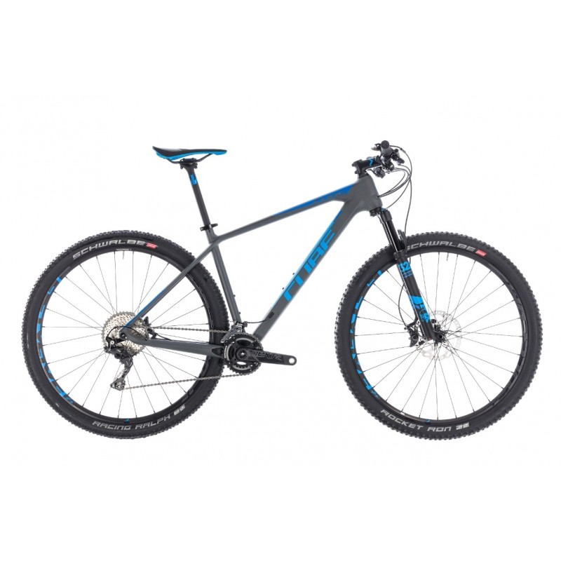 Bicicleta MTB Cube Reaction C:62 SL 29 2018