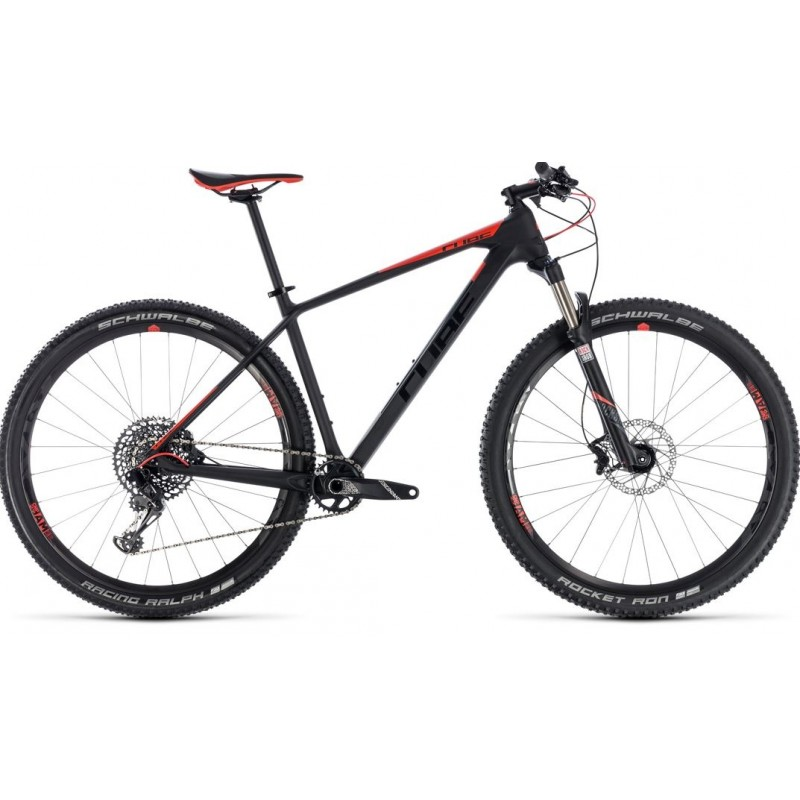 Bicicleta MTB Cube Reaction Pro 29 2018