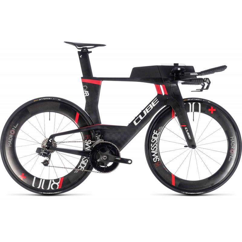 Bicicleta Triatlon Cube Aerium C.68 SLT 2018