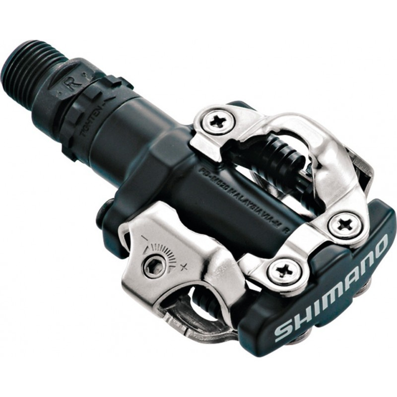Pedales SHIMANO-SPD PD-M520