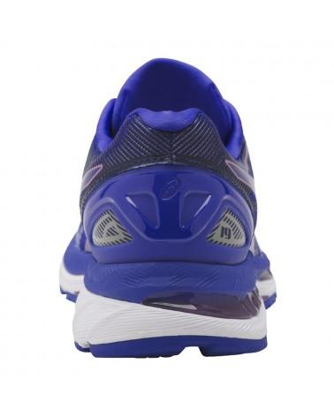Zapatillas Asics Gel Nimbus 19 Azul/rojo