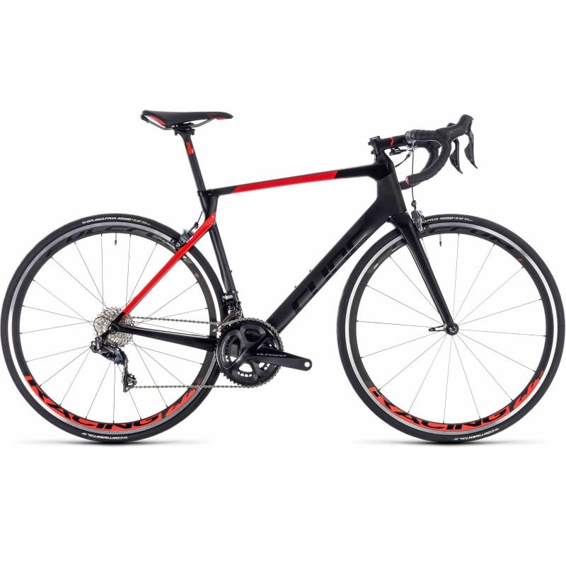 Bicicleta carretera Cube Agree C:62 SL 2018