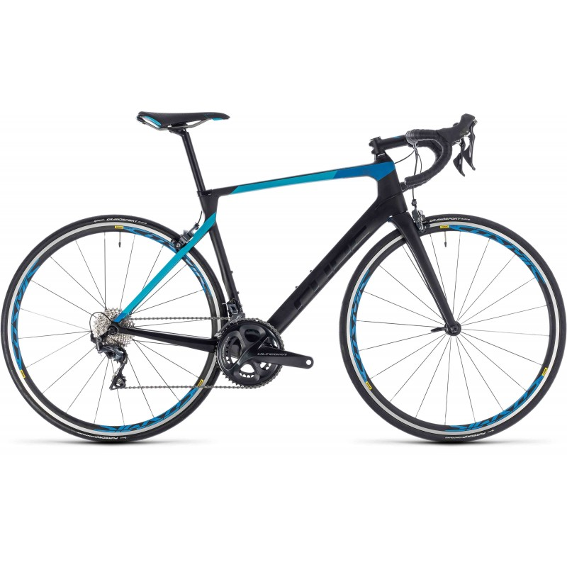 Bicicleta carretera Cube Agree C:62 Pro 2018