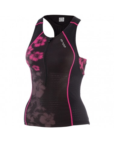 Top triatlon Orca 226 Print Support Top 2014 Mujer