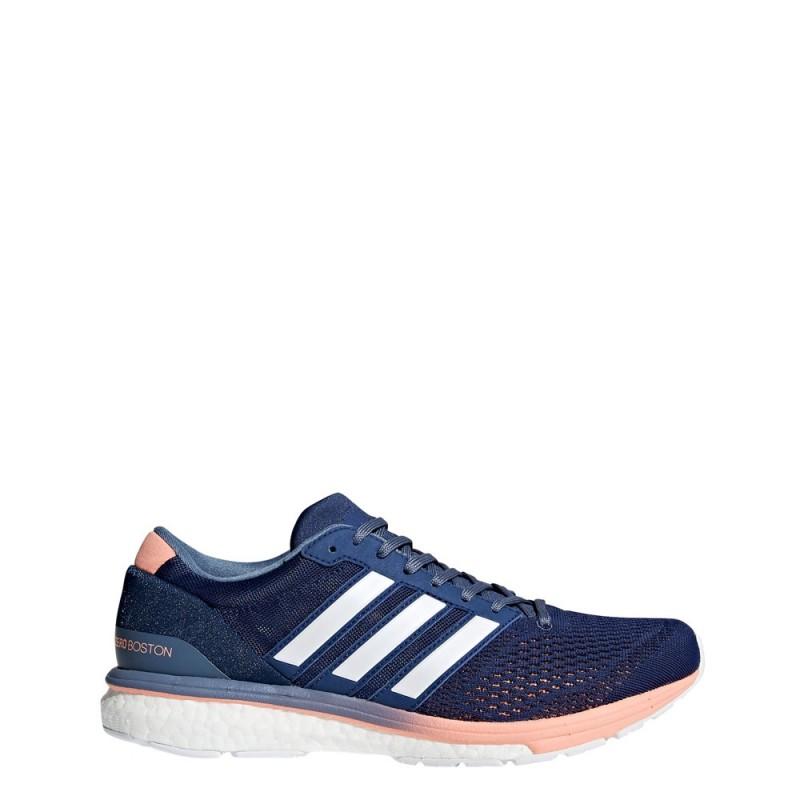 Zapatillas Adidas Adizero Boston 6 2018 Mujer
