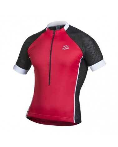 Maillot Spiuk Race Rojo Hombre