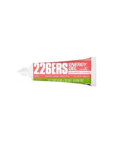 Gel 226ERS Energy Gel Fresa Plátano 25g