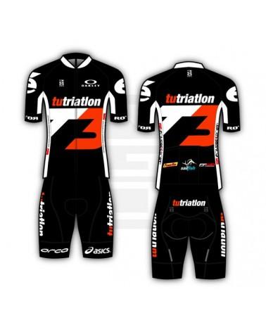 Equipación ciclismo Gobik Tutriatlon.com CX-PRO + Absolute