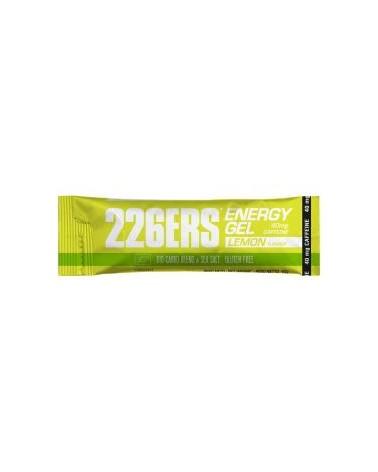 Gel 226ERS Energy Gel Lemon 40mg de cafeína