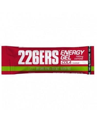 Gel 226ERS Energy Gel Cola 160mg de cafeína