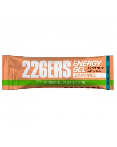 Gel 226ERS Energy Gel Caramel Extra salt 389mg Sodium