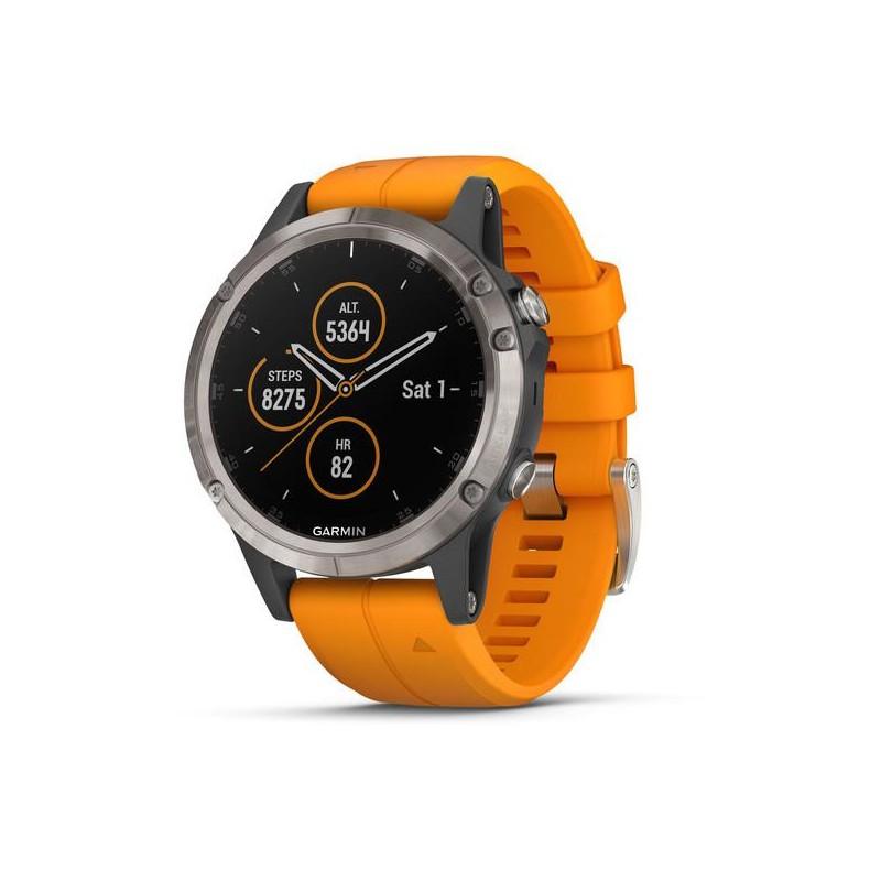 Reloj Garmin Fenix 5 Plus