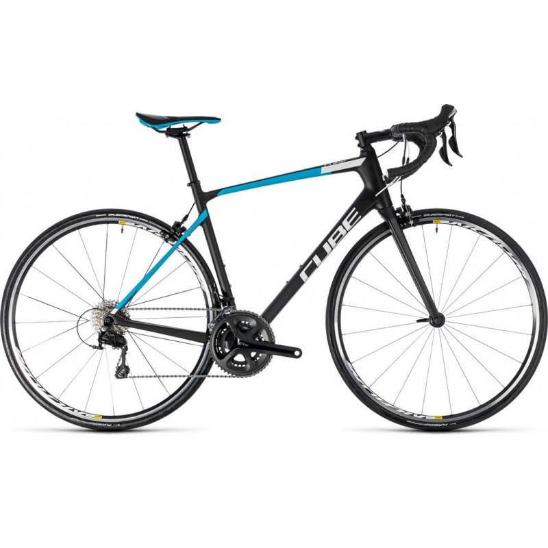 Bicicleta Carretera Cube Attain GTC Pro
