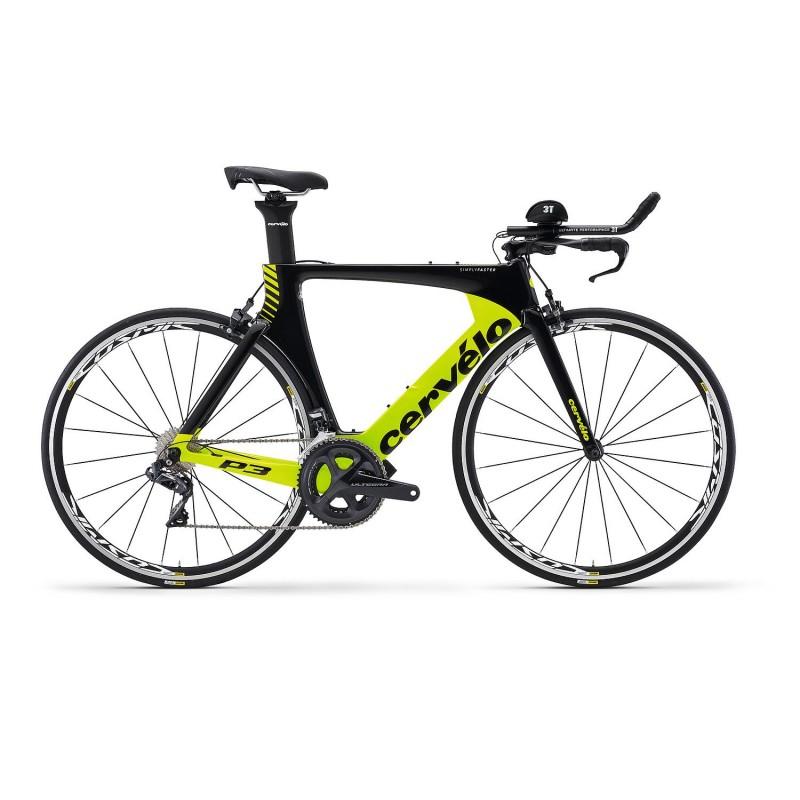 Bicicleta Cervelo P3 Ultegra Di2 8060 2018