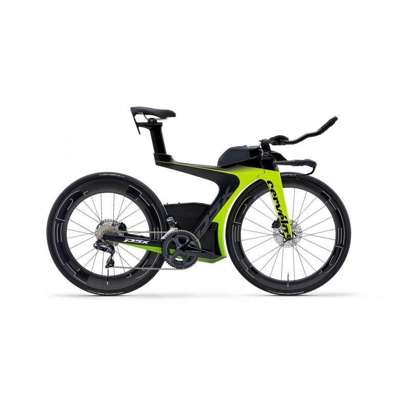 Bicicleta Cervélo P5X Ultegra DI2 2019