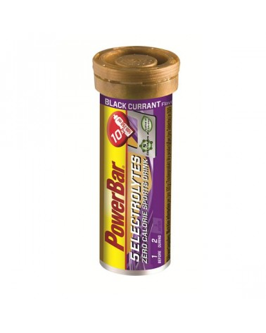Electrolitos Powerbar Black Currant