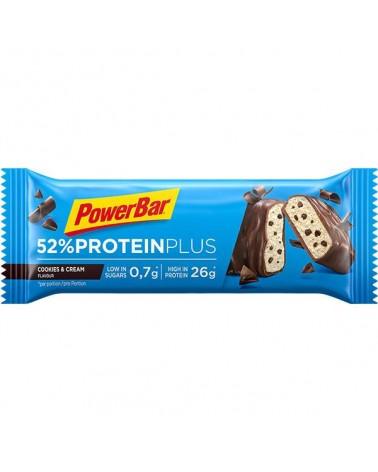 Barrita Proteica Powerbar Protein Plus Cookies&Cream Low Sugar