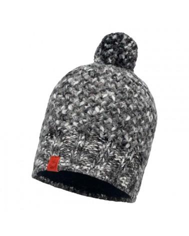 Buff Knitted & Polar Hat Margo