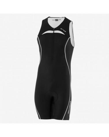 Mono Tritraje Orca Core Basic Race Suit Hombre Negro/Blanco 2015
