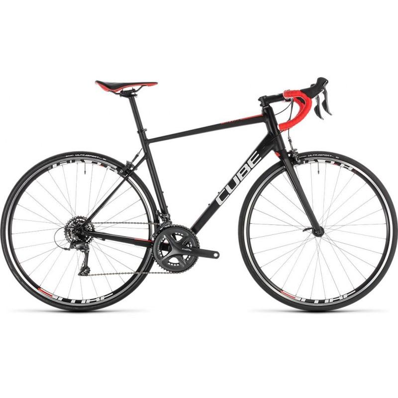 Bicicleta carretera Cube Attain 2019