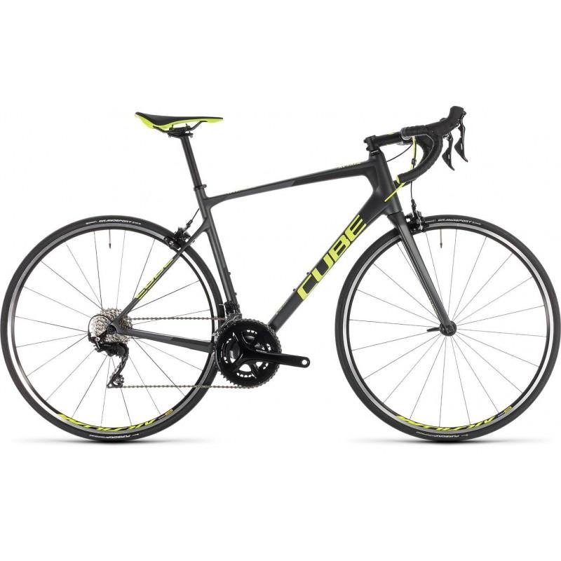 Bicicleta carretera Cube Attain GTC Pro 2019