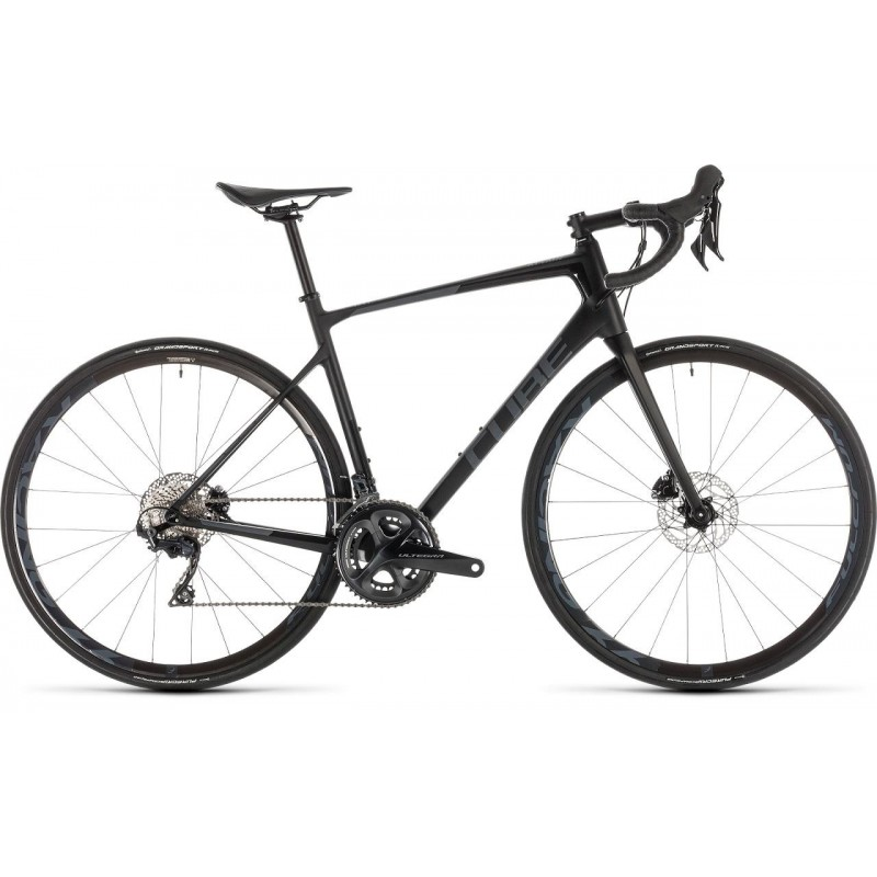 Bicicleta carretera Cube Attain GTC SL Disc 2019