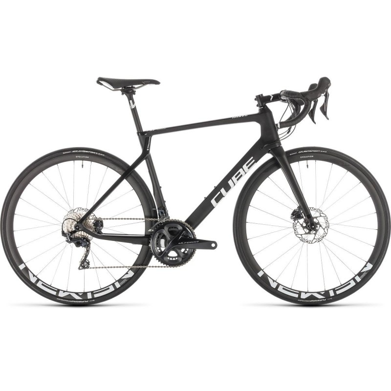 Bicicleta carretera Cube Agree C:62 Race Disc 2019