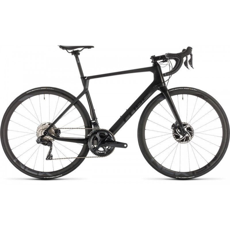 Bicicleta carretera Cube Agree C:62 SLT Disc 2019